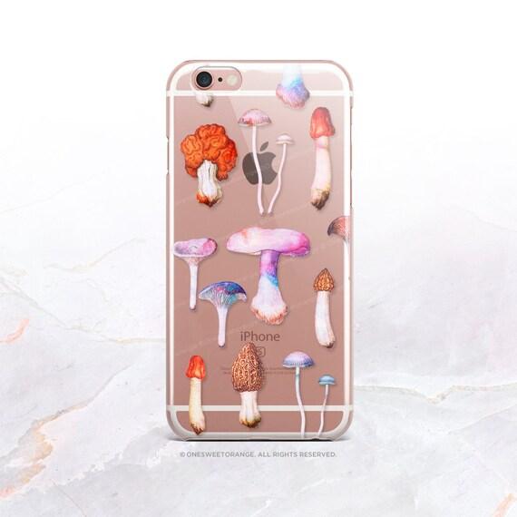 mushroom iphone 8 case