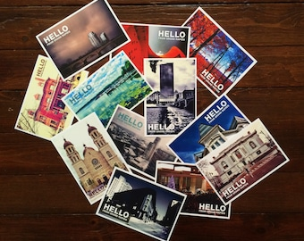 Hello From Grand Rapids Michigan 2nd Edition Postcards
