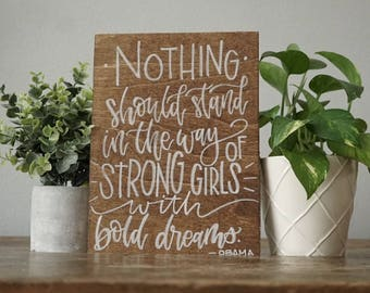 Strong Girls - Bold Dreams