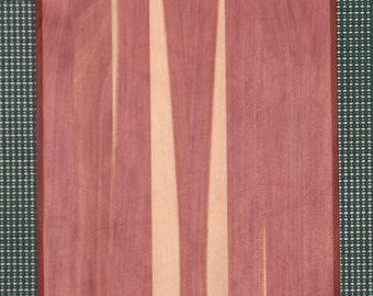 "Cutting / Serving Board Red Cedar 13"" x 8 1/4"" x 7/8"""