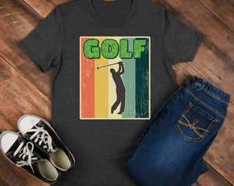 Golf Retro Shirt/ Shirt / Tank Top / Hoodie / Retro Shirt / Vintage Shirt / Retro Tee / Retro Outfits / Retro Clothes