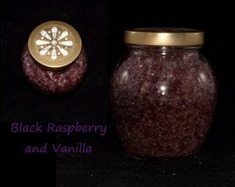 Black Raspberry and Vanilla Smelly Jar