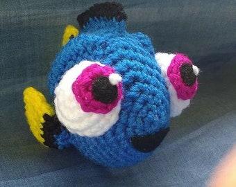 Baby Nemo inspired by Disney's Finding Nemo