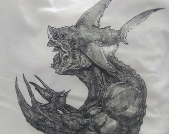 Arnold Sharksneggar tshirt