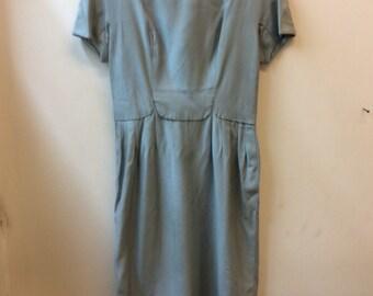 50s two piece dress suit