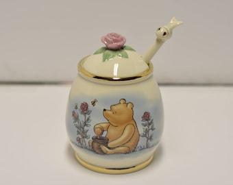 Lenox & Disney Winnie the Pooh Classic Honey Pot