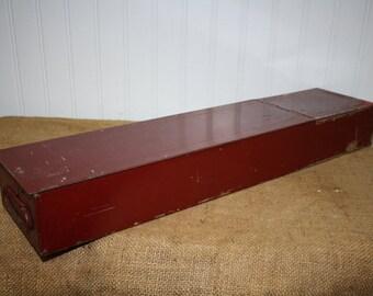 Vintage Safety Deposit Box - item #2905