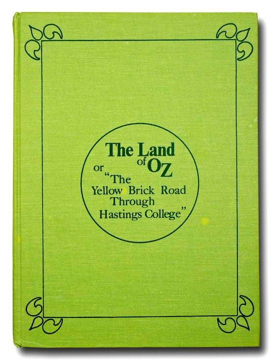 Hasting College Yearbook (Annual) 1974 - The Land of Oz Volume LIX (59) NE Nebraska Adams County