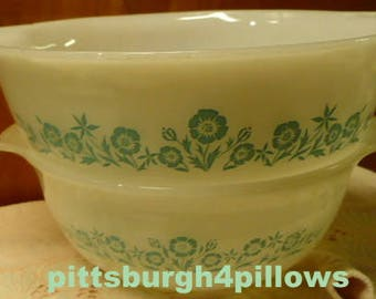New Listing - Made For Sears and Roebucks - Maid Of Honor Mixing Bowls - HTF - 2 1/2 & 4 Quart -EUC - 1960's - Price Is For All