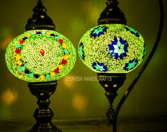 SALE * 15 % OFF * Mosaic Lamp Moon Lamp Chandelier Lighting Moroccan