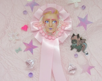 Dreams of Barbie Ken Rosette - Kawaii Ken