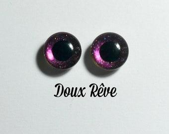 Eyechips 13 mm - Coloris Doux Rêve Taille Pullip Modèles Récents