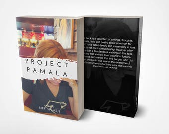 Book or eBook Cover 2D and 3D Design