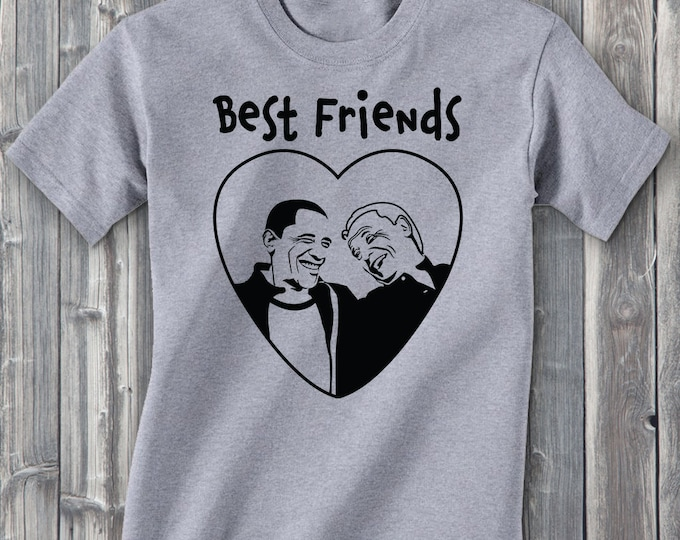 Best Friends (Barack Obama and Joe Biden) T-Shirt