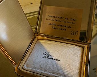 Elgin American Puff No. 1333