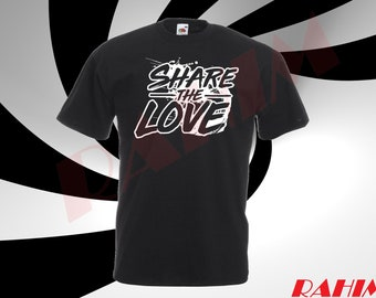Share the Love Paint  limited youtuber, Kid's T-shirt