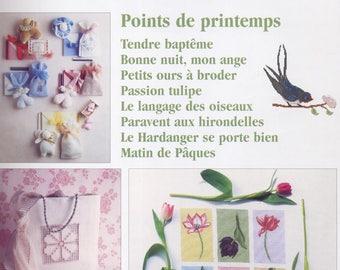 Magazine magazine stitch from thread needle N 12 March - April 2000