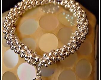 Alzheimer's Awareness Bracelet (benefits Alzheimer's Association)