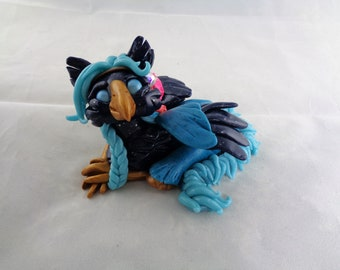 Zuni the Hippogryph