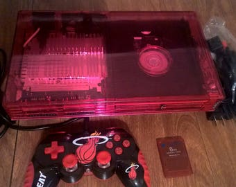 The Real Ultimate modded PS2:NBA MIAMI HEAT