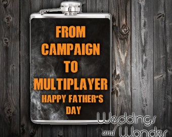 From Campaign to Multiplayer Father's Day - Flask