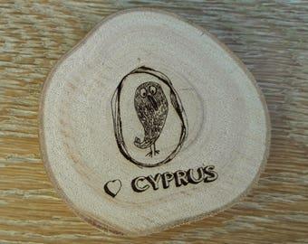 Handmade Magnet (birdy #2)