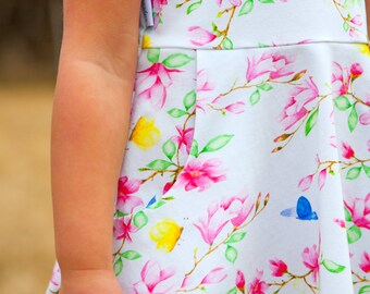Cherry Blossoms Lucy Pocket Dress- Size 3