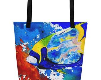 Bahia Honda Beach Bag