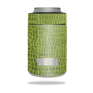 Skin Decal for YETI Rambler Colster wrap cover sticker skins Croc Skin
