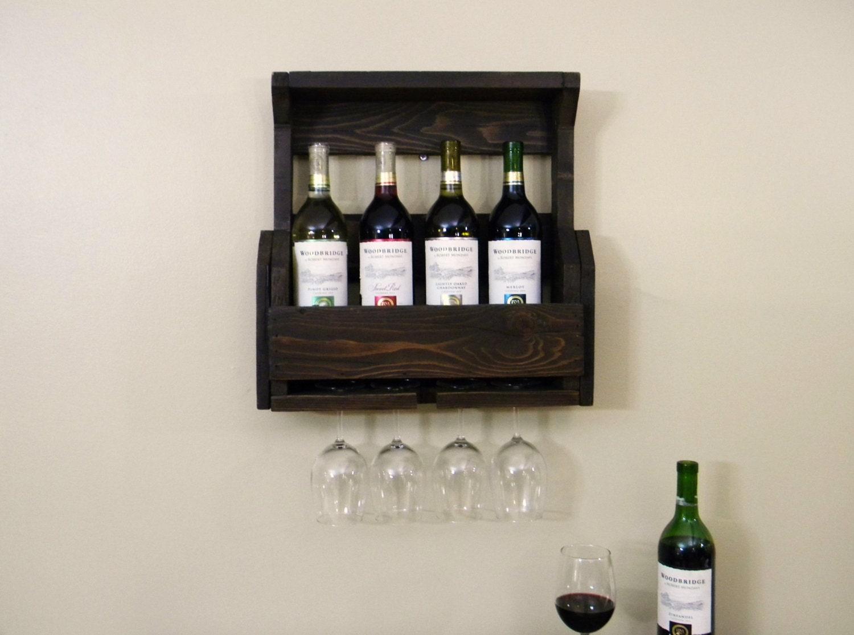 Home decor wine rack
