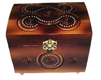 Wooden Chest Box Wooden Box With Lid Woodbox Pretty Storage Boxes Art Large  Wooden Storage Boxes
