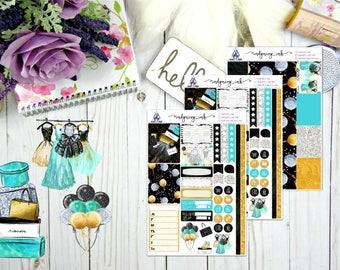 Retail Therapy Minimalist Kit (Personal||Travel Note||BUJO)