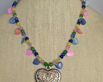 Bright Heart Necklace