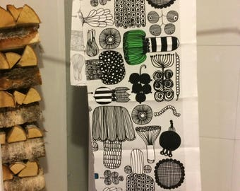 Marimekko fabric piece