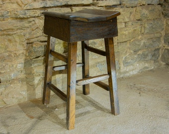 Cowboy Up! Free Shipping -- Western Style Reclaimed Barnwood Saddle Stools