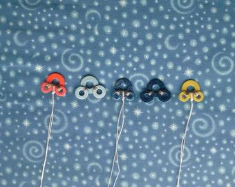 Medium Sized Mickey Mouse Heads