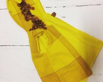 Lion Wool Vest