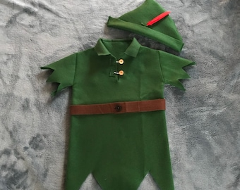 Peter Pan Tunic