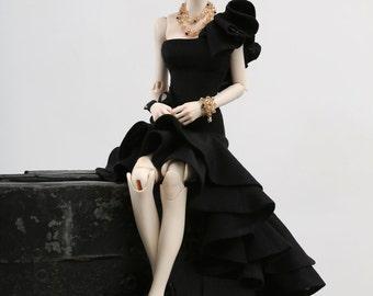 Black Flamenco Set for MSD