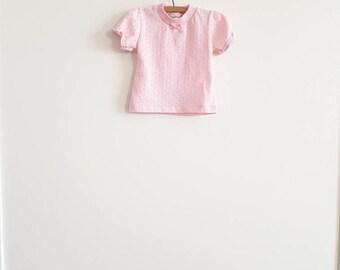 Vintage Pink Baby T-Shirt