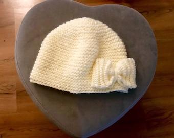 Wool hat Girl