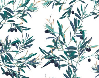 Art Gallery - Mediterraneo Collection - Olive in Foliage