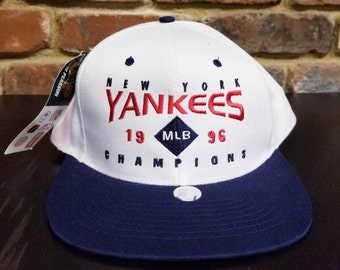Vintage New York Yankees Snapback - 1996 MLB Champions *New with tags*
