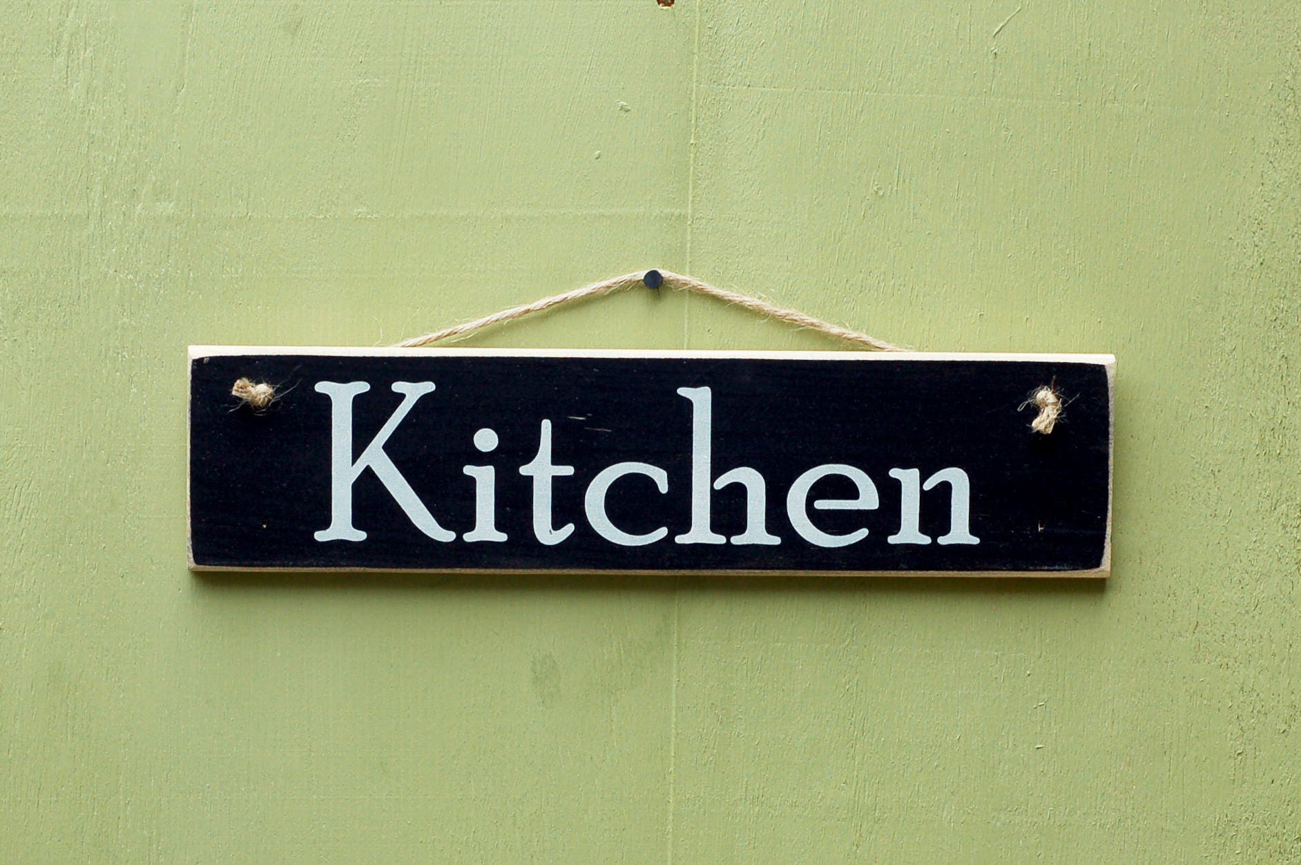 Kitchen Wall Art Wooden Kitchen Sign Gift For Cooks