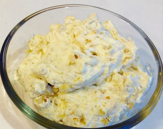 Pineapple Walnut Cheese Ball Mix. Great for the Holidays or Parties. No sugar or salt added