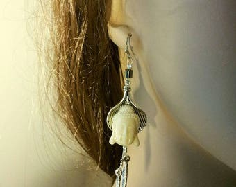 LITTLE Buddha earrings