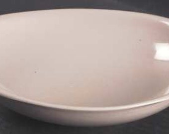 Russel Wright Iroquois Pink Sherbet Gumbo Bowl