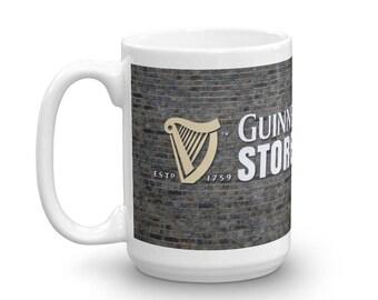 Guinness 11oz  / 15oz Mug