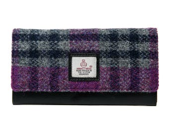 Harris Tweed Envelope Purse