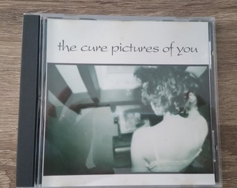 The Cure (CD) - Pictures Of You (Singles/Fascination Street LIVE/Disintegration)